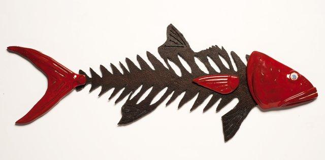 SteveHeartsillRed Fish.jpg
