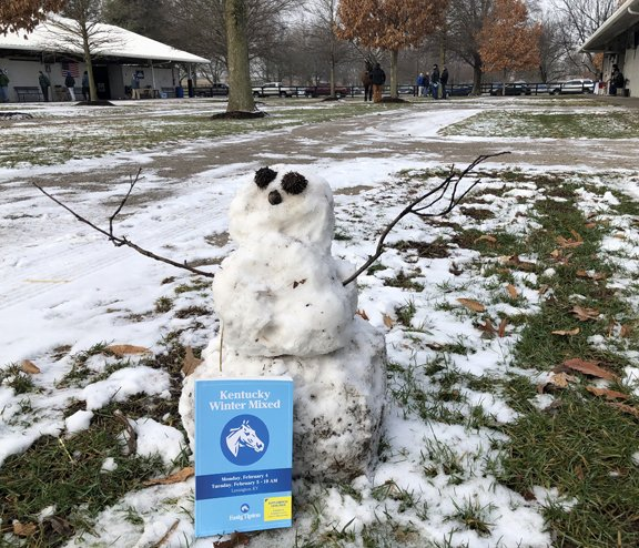 Fasig-Tipton Winter Mixed_snowman.jpg