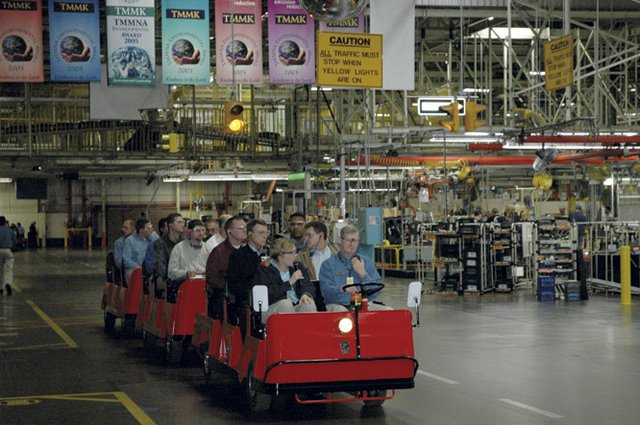 Toyota Plant Georgetown Ky >> Central Kentucky S Factory Tours Offer A Peek Into Dynamic