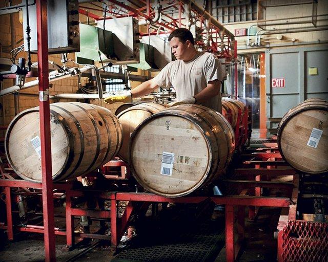 Barrels being filled by Tim Hudnall Close Up Hi Res.jpg