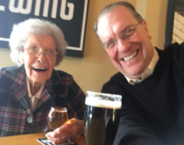 Mrs. Famer Enjoys a Pint.jpg