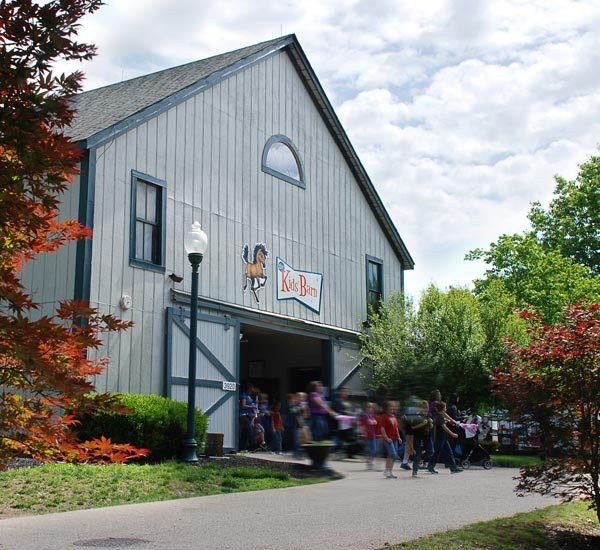 Kids' Barn opens at Kentucky Horse Park - Smiley Pete Publishing