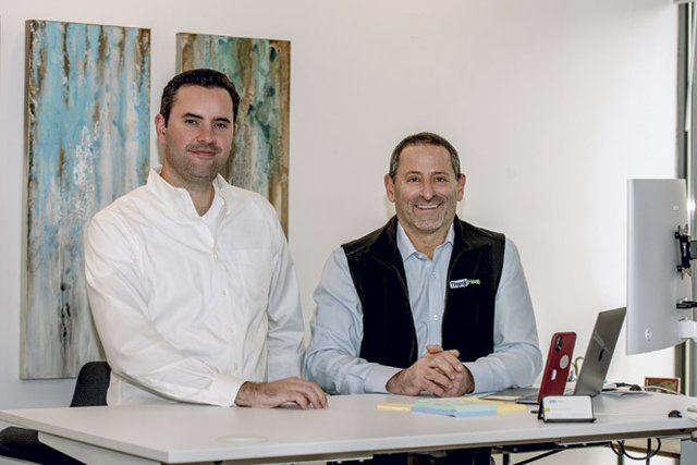 Thynk Health co-founder Joey Bargo, M.D. (left) and CEO Jeffrey Markowitz.jpg