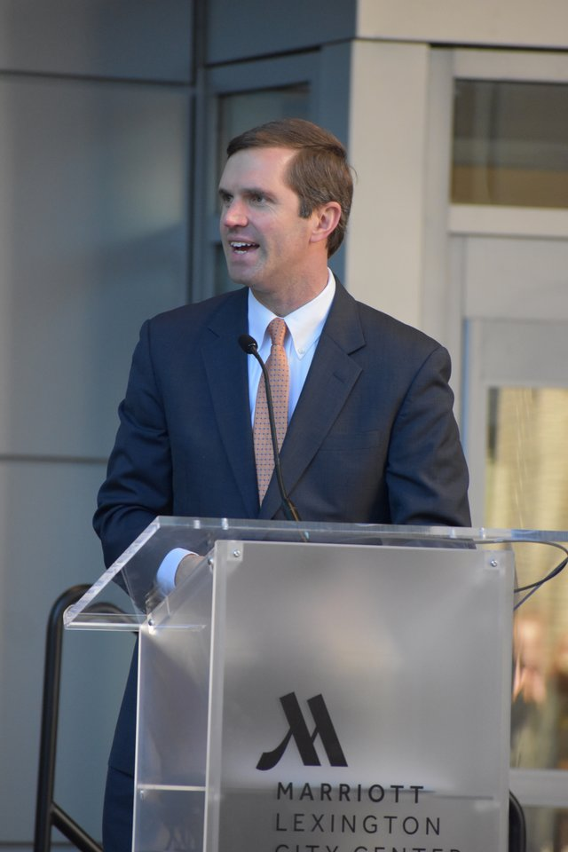 Governor Andy Beshear (Photo By Nina Rennard).JPG
