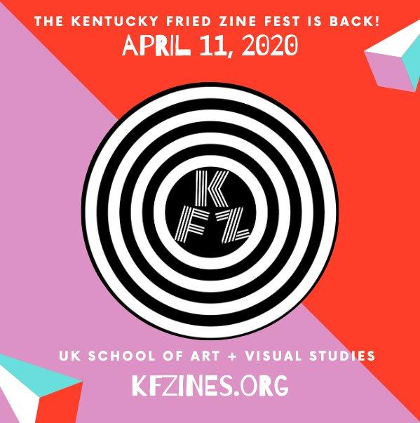 2020 Ky Fried Zine Fest