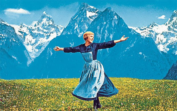 Summer Classic Film Series: 'The Sound of Music' at the Kentucky Theatre