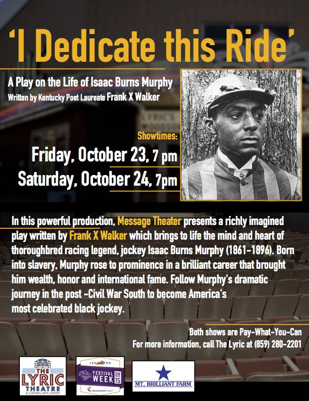 """I Dedicate the Ride"" Film Screening"