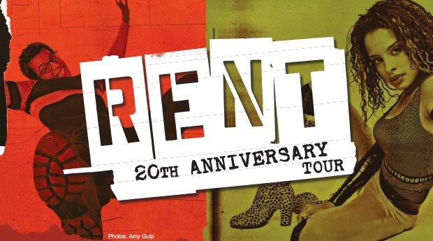 "Broadway Live: ""Rent"""