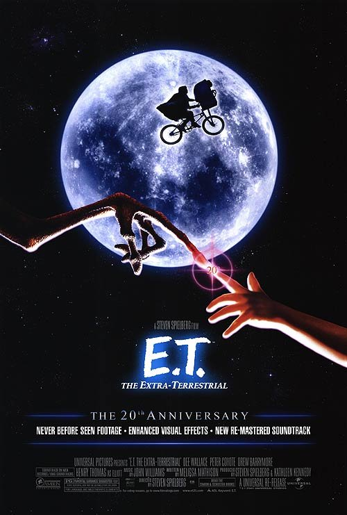 Summer Classic Film Series: 'E.T.' at The Kentucky Theatre
