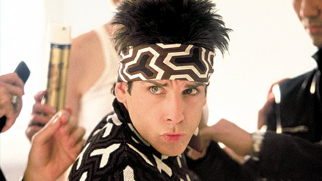 "Fountain Films on Fridays: ""Zoolander"" at Triangle Park"