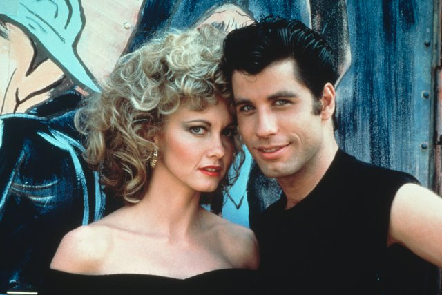 "Fountain Films on Fridays: ""Grease"" at Triangle Park"