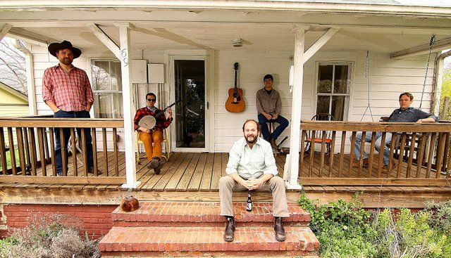Town Mountain / The Wooks at Cosmic Charlie's