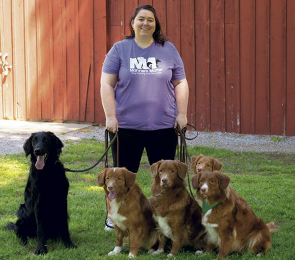 Mandy Eakins, owner of Manners Matter Dog Training and Daycare.jpg