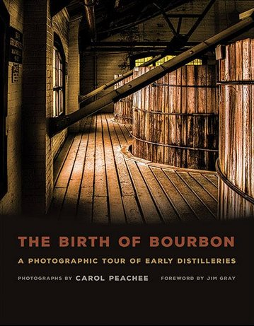 Carol Peachee signs 'The Birth of Bourbon'