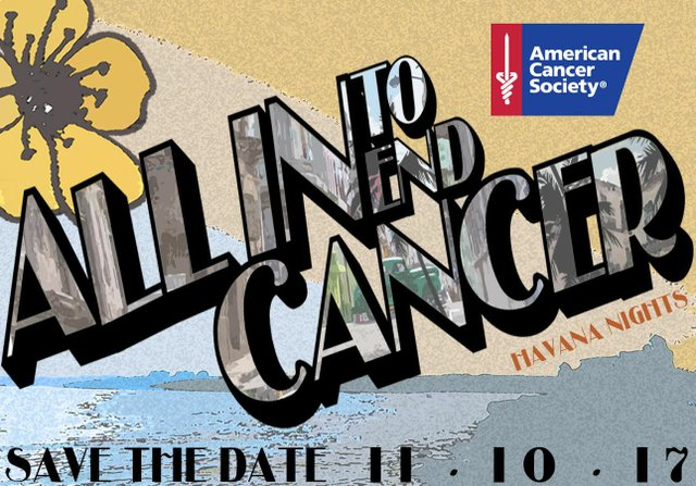 All-In To End Cancer