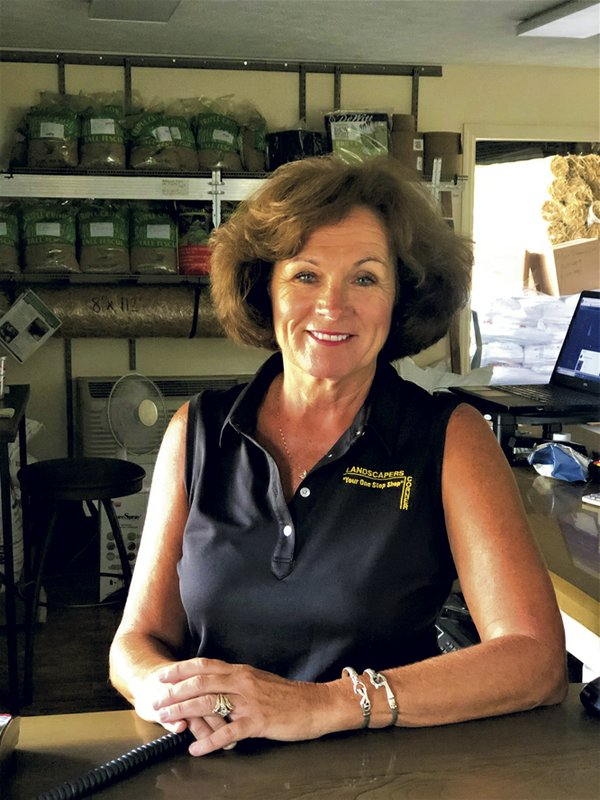 Elaine Pence, owner of Landscapers Corner.jpg