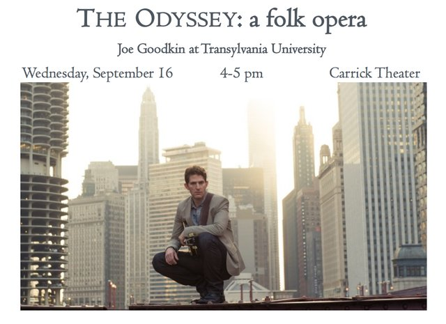 The Odyssey: a folk opera