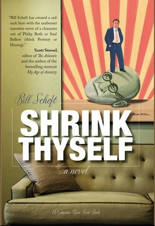 "Bill Scheft reads and signs ""Shrink Thyself"""