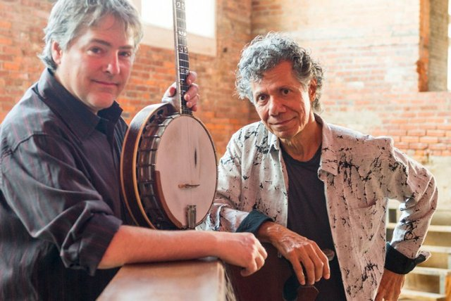 Chick Corea/ Bela Fleck at the EKU Center for The Arts