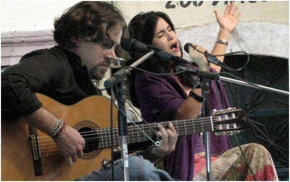 Legna and Yoisel
