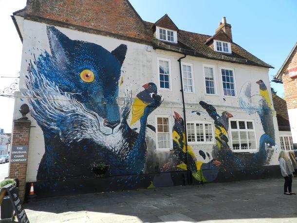 PRHBTN: Hitnes Mural Creation