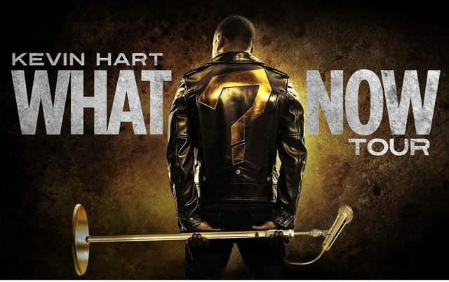 Kevin Hart 'What Now? Tour'