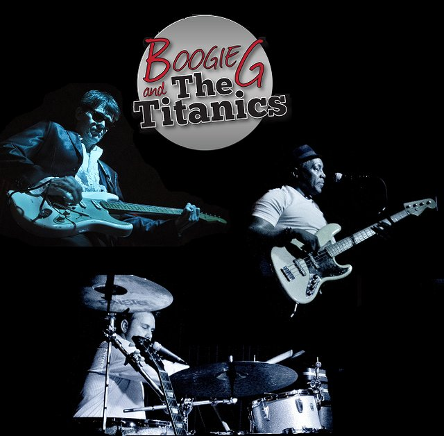 Boogie G and The Titanics