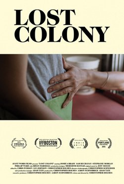 "Filmslang: ""Lost Colony"""