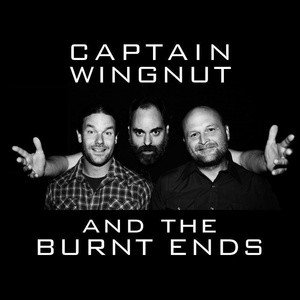 Captain Wingnut and The Burnt Ends/ The Flea Bitten Dawgs