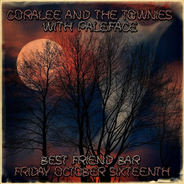 Coralee and The Townies/ Paleface