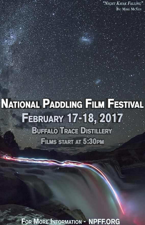 National Paddling Film Festival