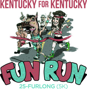 """Kentucky For Kentucky"" 5K Fun Run/Walk (Breeders' Cup Festival)"
