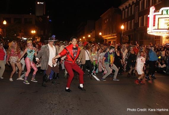 Thriller Parade