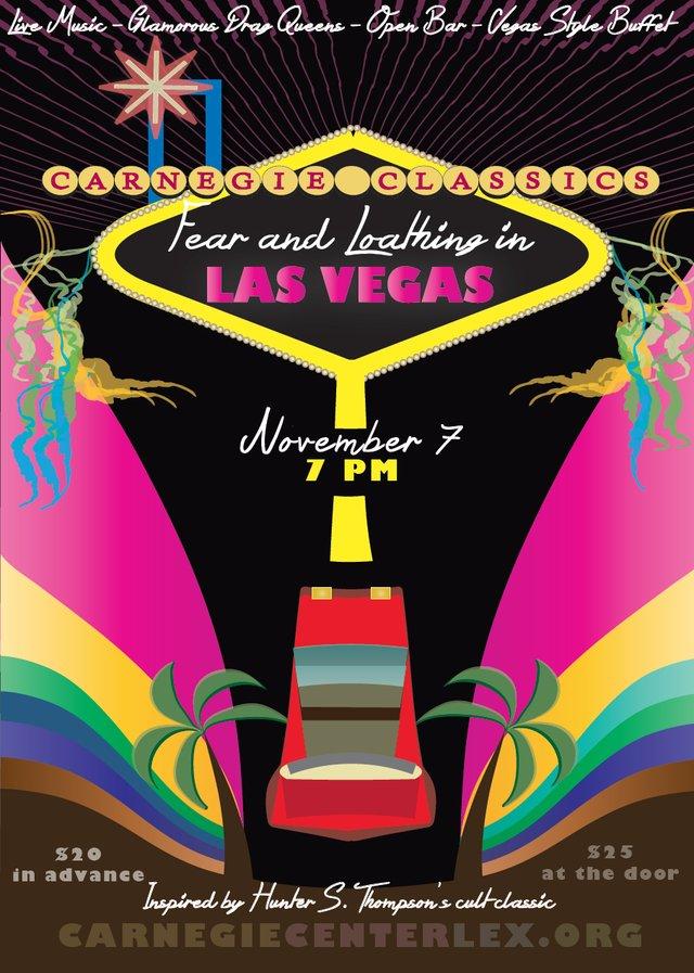 "Carnegie Classics: ""Fear and Loathing in Las Vegas"""
