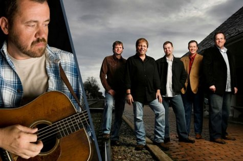 the Boxcars and Dan Tyminski