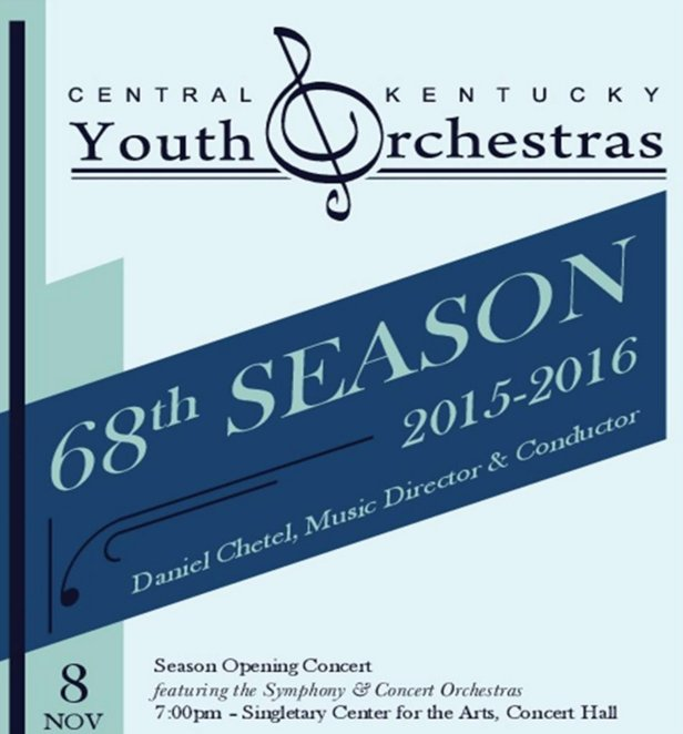 CKYO 68th Season Opening Concert