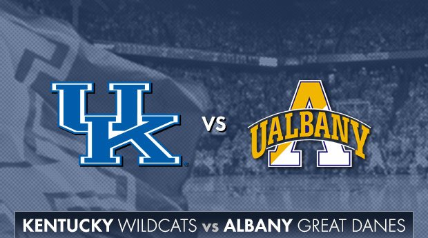 Basketball: UK vs Albany