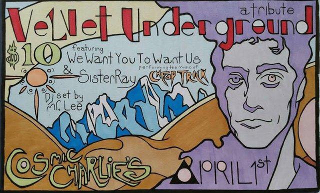 Velvet Underground Tribute