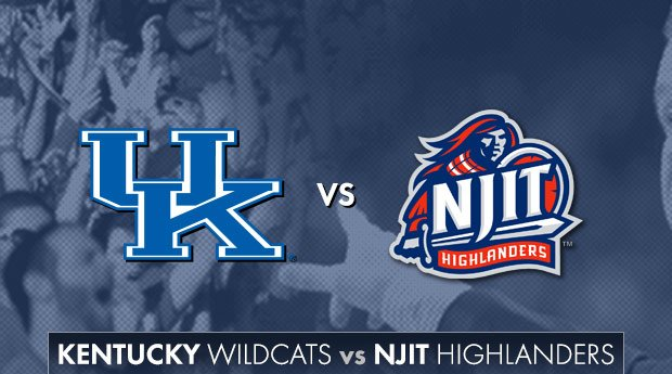 Basketball: UK vs. NJIT