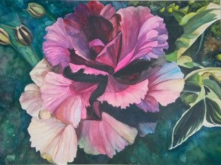 "Gallery Hop: ""Water   Color"" works by Connie Tucker"