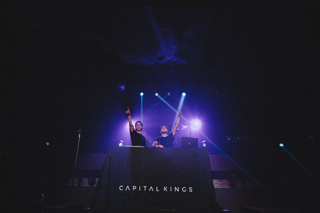 The Drop Tour: Capital Kings/ DJ Promote/ NF