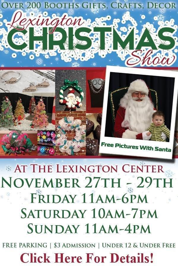 Lexington Christmas Show