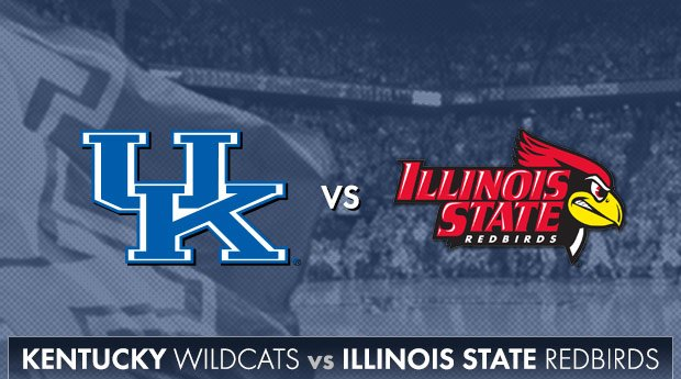 Basketball: UK vs. Illinois State