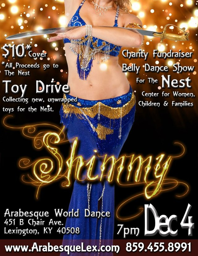 Shimmy Belly Dance Gala Show