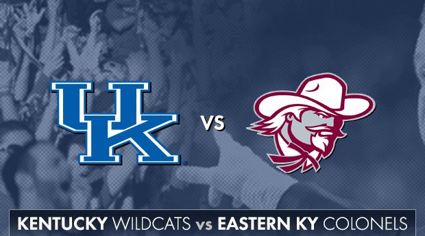 Basketball: UK vs. EKU