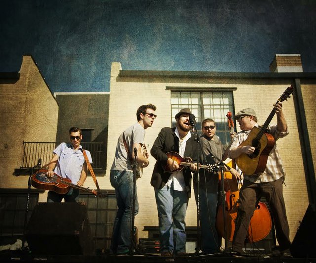 The Who's Tommy: A Bluegrass Rock Opry with The HillBenders