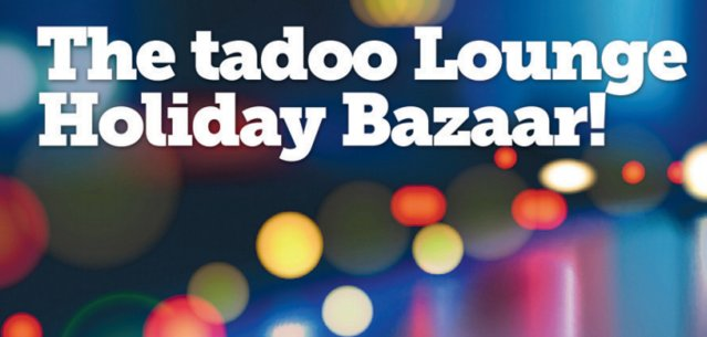 tadoo Lounge Holiday Extravaganza