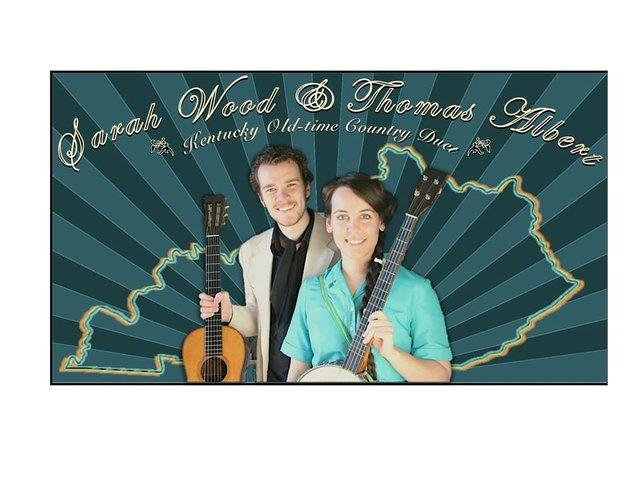 Sarah Wood/ Thomas Albert CD Release w/ The Wooks