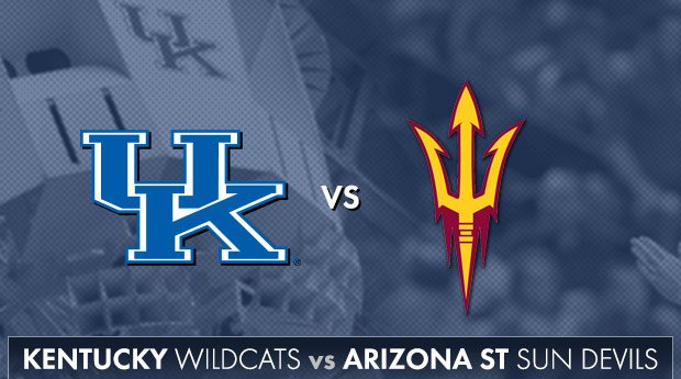 Basketball: UK vs. Arizona State