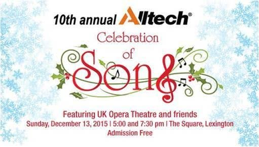 Alltech Celebration of Song